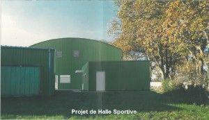 Projet Halle Sportive