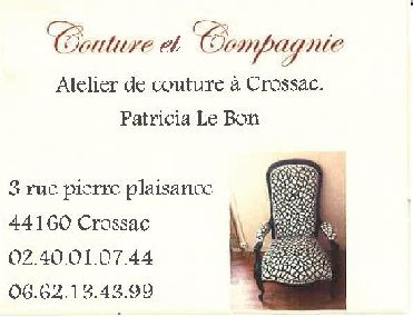 COUTURE ET COMPAGNIE ...