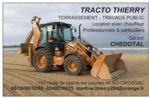 SARL TRACTO THIERY